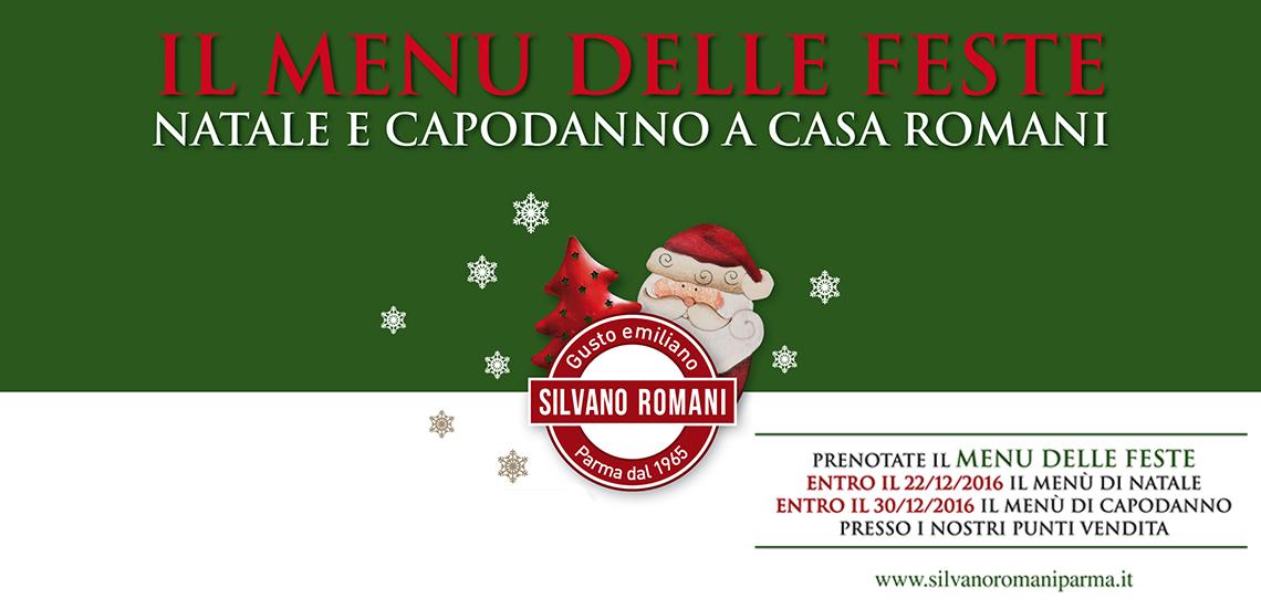 Menu Di Natale Romano.Menu Natale Archivi Silvano Romani Parma