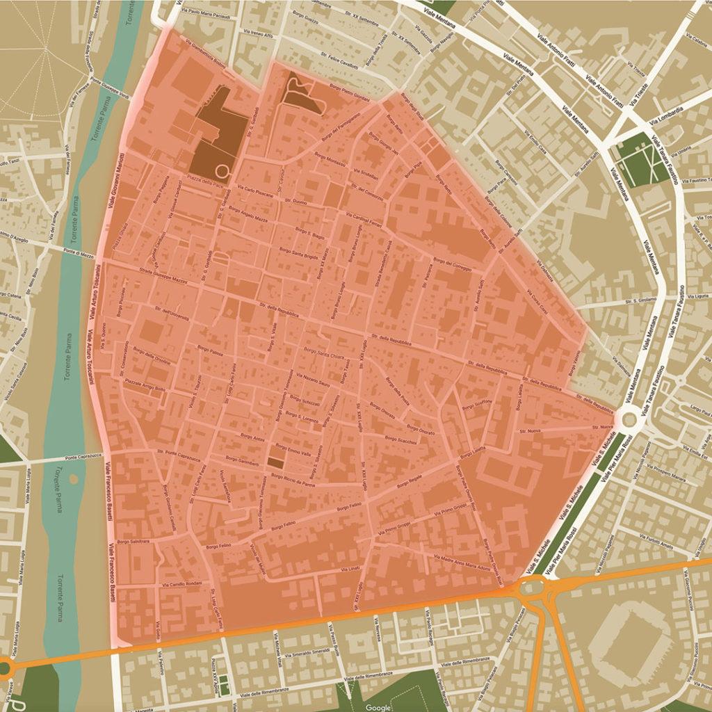 consegne a domicilio Parma